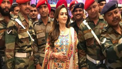 Photo of Was there Military protection in Mukesh Ambani's son's marriage?